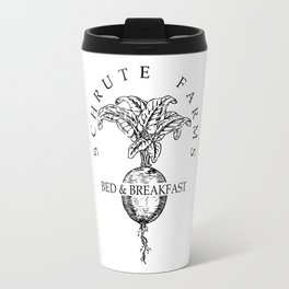 Schrute Farms: Bed and Breakfast (And Beets) Travel Mug
