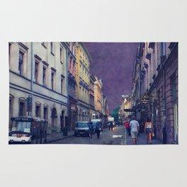 Cracow Slawkowska street #cracow #krakow Rug