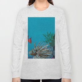 Scorpion & Bigeye fishes Long Sleeve T-shirt
