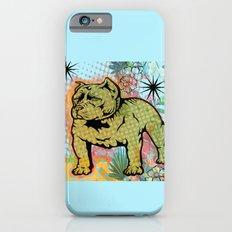 Cool dog pop art Slim Case iPhone 6s