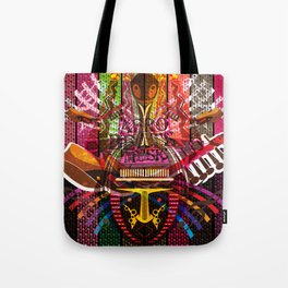 MUSIC AND THE SOUL Tote Bag