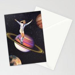 Intergalactic Hang Ten Stationery Cards