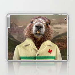 Hudson Beaver Laptop & iPad Skin