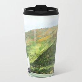California mountains Travel Mug