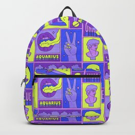Aquarius Backpack