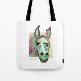 Pablo Pic-Ass-O Tote Bag