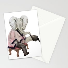 Elle's Stockings Stationery Cards