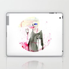 Here at the End Laptop & iPad Skin