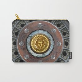Sunshine over the Manhole Cover Carry-All Pouch