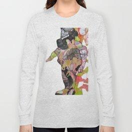 Dino-man Long Sleeve T-shirt