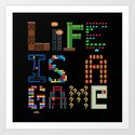 Life is a game. by tshirtbaba