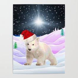 Save My Home | Christmas Spirit Poster