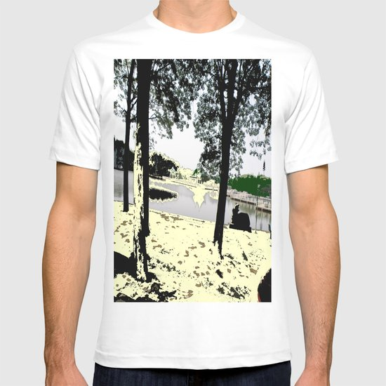 A Pleasant Day T-shirt