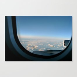 Transatlantic Canvas Print