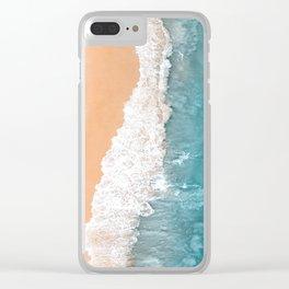 Floreat North Beach Clear iPhone Case