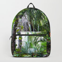 Dreamy Jungle Garden Backpack