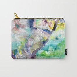 WATERCOLOR HORSE .2 Carry-All Pouch