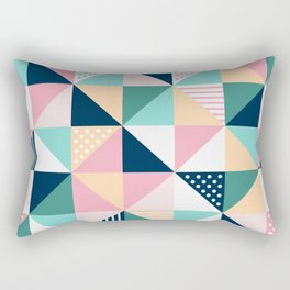Braided tape Rectangular Pillow