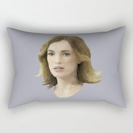 Jemma Simmons Rectangular Pillow