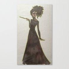 Lestrange. Canvas Print