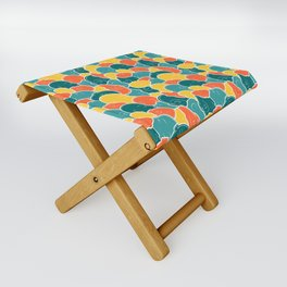 Smoosh Face Folding Stool
