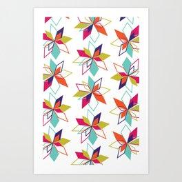 Spark - By SewMoni Art Print