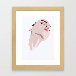 Bathing in Ecstasy Framed Art Print