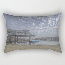 The Cove. Rectangular Pillow