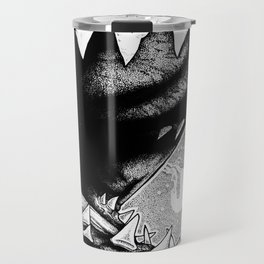 Jaws. Alternate version. Travel Mug