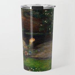 John Everett Millais - Ophelia Travel Mug