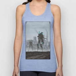 1920 - dark infantry Unisex Tank Top