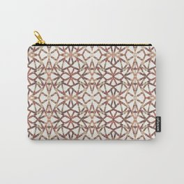 Geometric Fall Carry-All Pouch