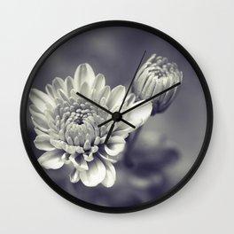 Indulgence (Monochrome) Wall Clock