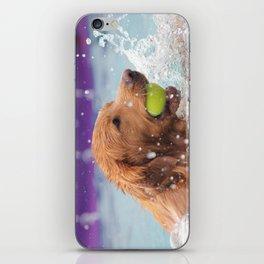 Splashing Around iPhone Skin