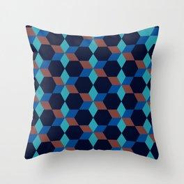 STA6 OCN Throw Pillow