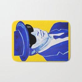 Elwood Blues 1 Bath Mat