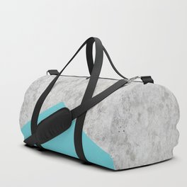 Concrete Arrow - Light Blue #206 Duffle Bag