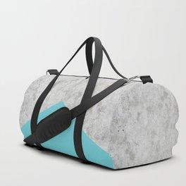 Concrete Arrow - Light Blue #206 Duffle Bag