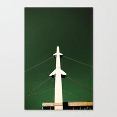 The Tranporter 2 Canvas Print