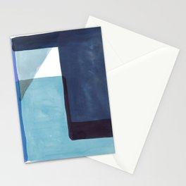 Tetra in Blue Stationery Cards