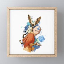 avatar Framed Mini Art Print