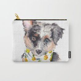 Max the Mini Aussie Carry-All Pouch