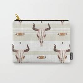Skulls and Southwest Dreams Carry-All Pouch