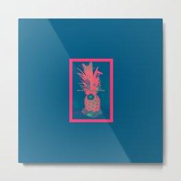 Pineapple Express //Alternate One Metal Print