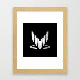 Spectre Status Recognized Framed Art Print