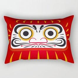 Japan Serie 1 - DARUMA Rectangular Pillow