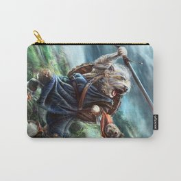 Bruno the Brave Carry-All Pouch