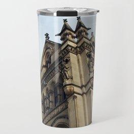 gothic revival - bradford city hall Travel Mug