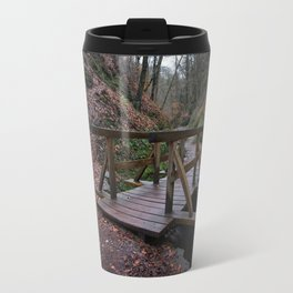 On The Way To The Drachschlucht Gorge Travel Mug