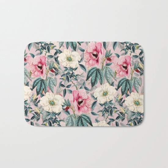 TROPICAL GARDEN IV Bath Mat